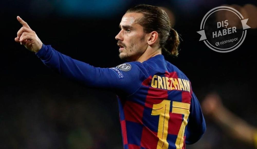 Griezmann, Zlatan'ın izinden gidecek!