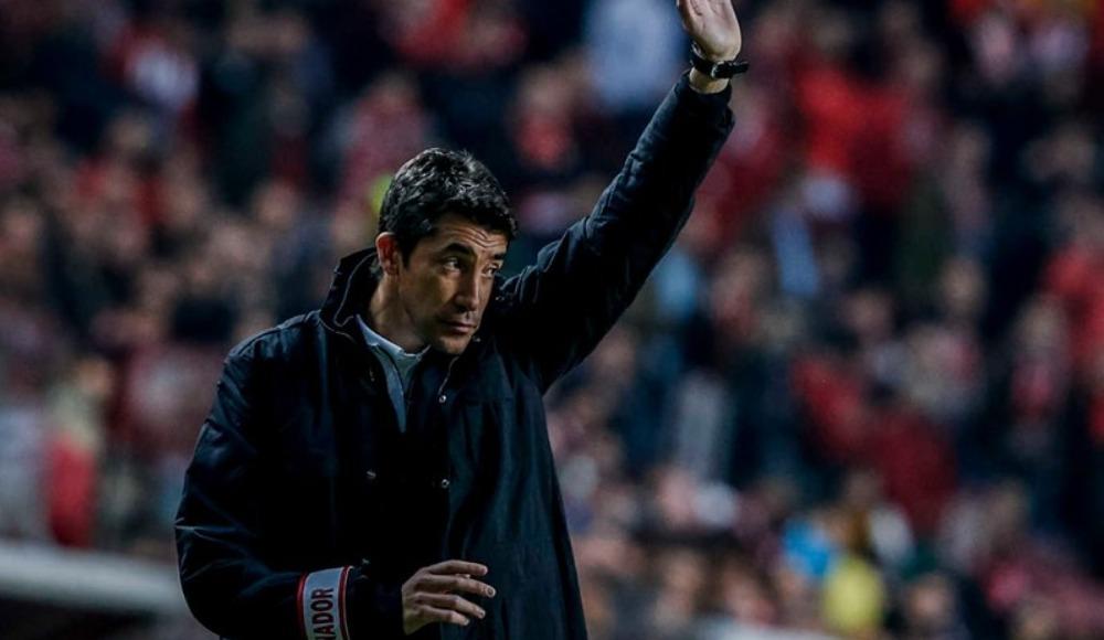 Benficalı taraftarlardan teknik direktör ve futbolculara tehdit