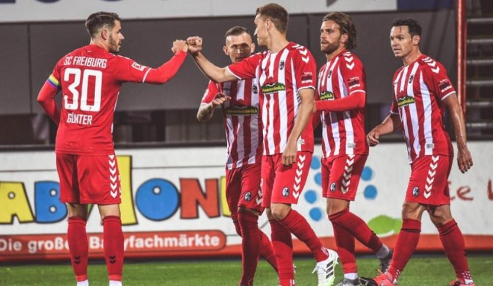 Freiburg, Mönchengladbach'ı tek golle geçti