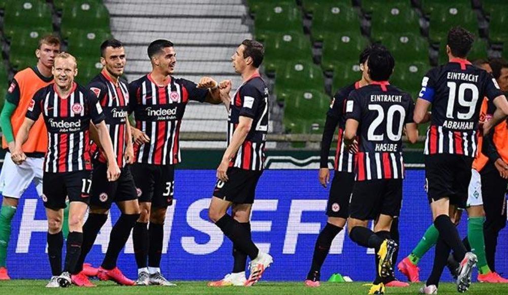 Eintracht Frankfurt - Mainz 05 (Canlı Skor)