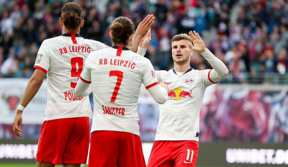 RB Leipzig - Paderborn (Canlı Skor)