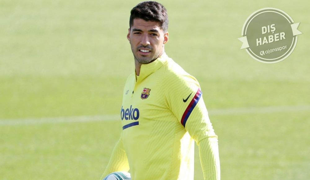 Barcelona müjdeyi verdi! Suarez...