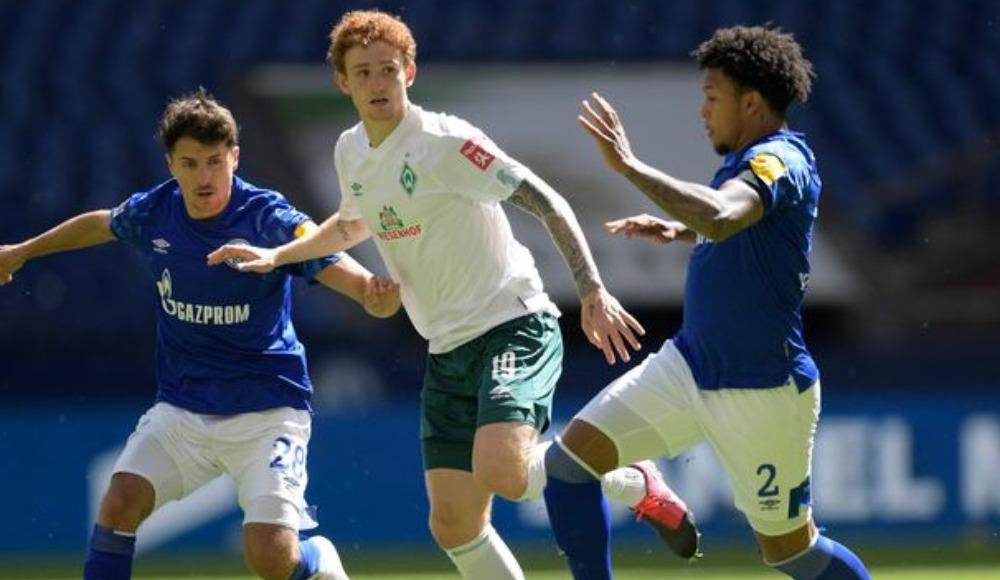 Schalke'de ilk istifa