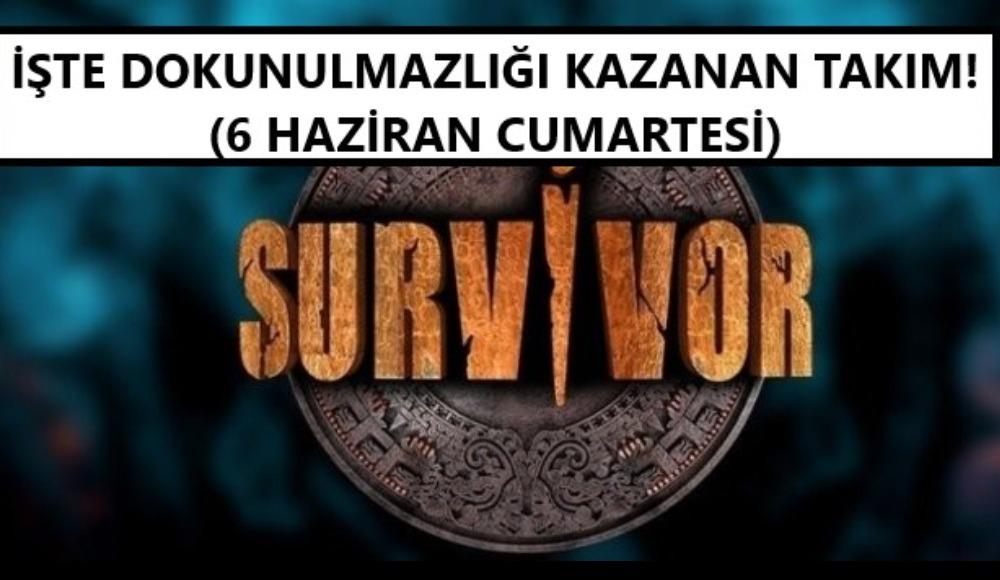 Survivor'da dokunulmazlık gecesi! İşte kazanan takım ve eleme adayları...