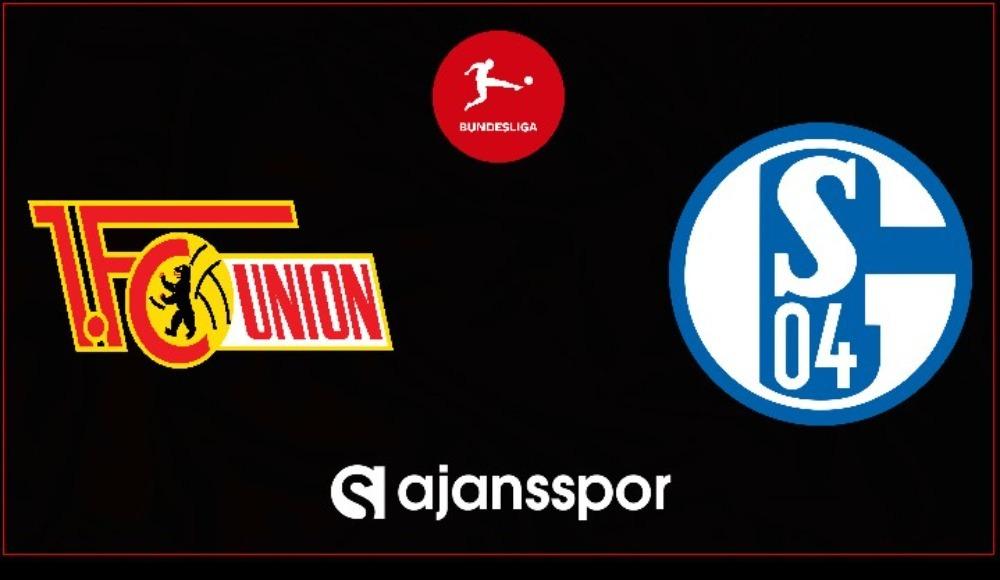 Union Berlin - Schalke 04 (Canlı Skor)