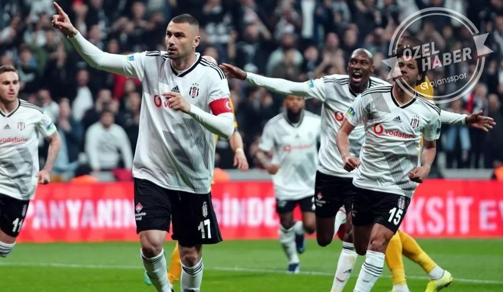 Beşiktaş'ın formasına 4 aday var