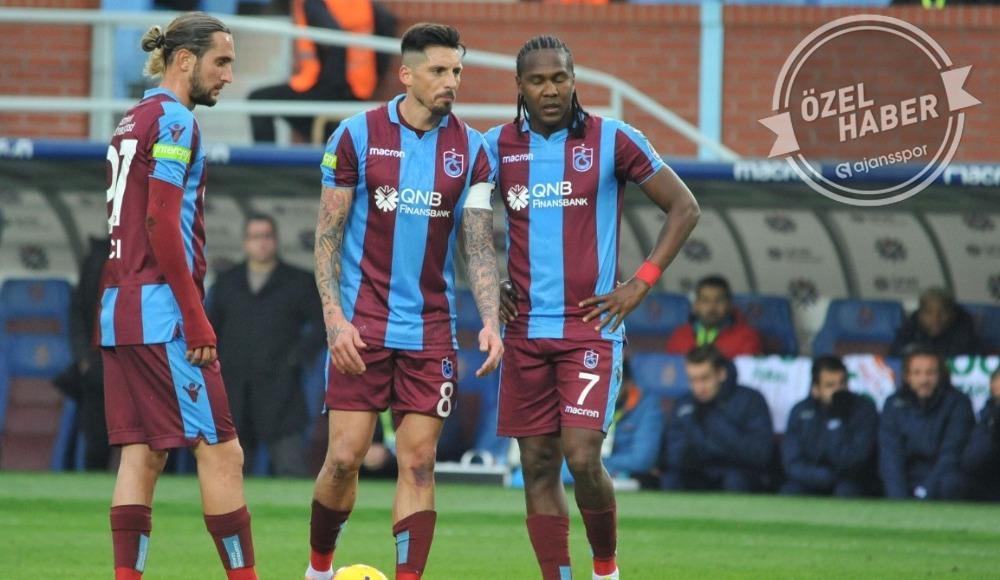 Yusuf  Yazıcı Trabzonspor'u kurtaramadı!