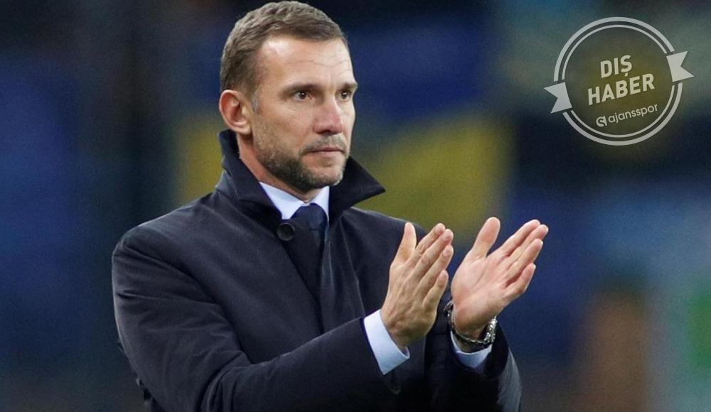 Andriy Shevchenko'nun sözleşmesi uzatıldı