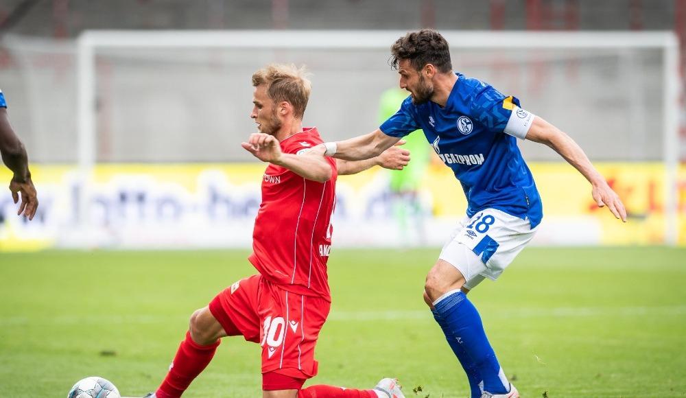 Union Berlin ve Schalke kazanamama serisini devam ettirdi