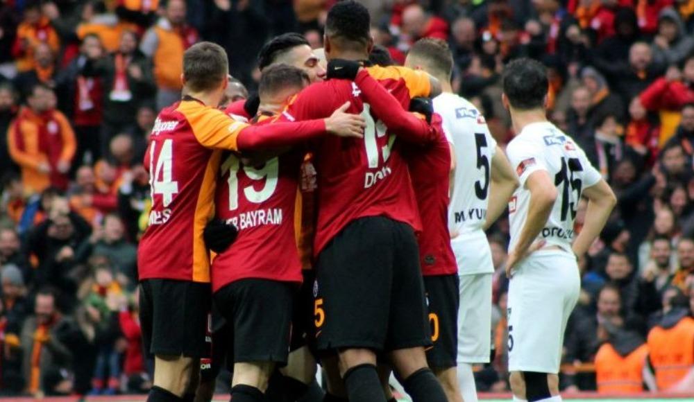 Galatasaray galibiyet istiyor! Maç planı...