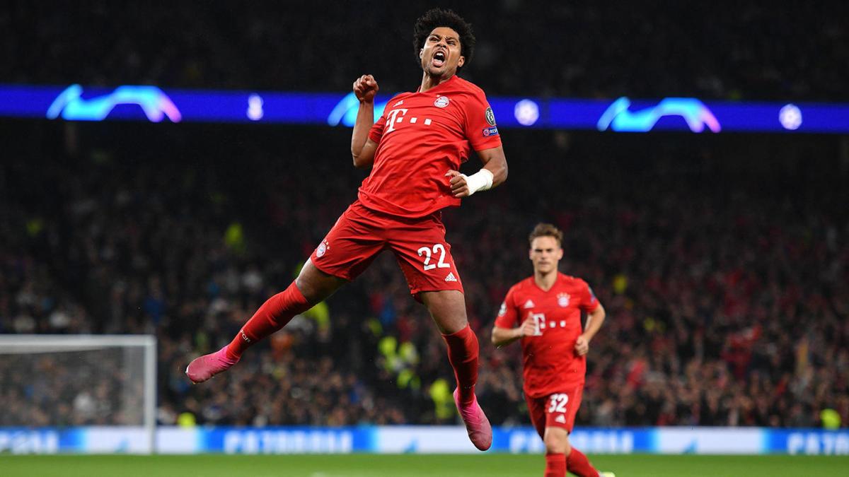 16- Serge Gnabry (Bayern Münih): 106.8 milyon Euro