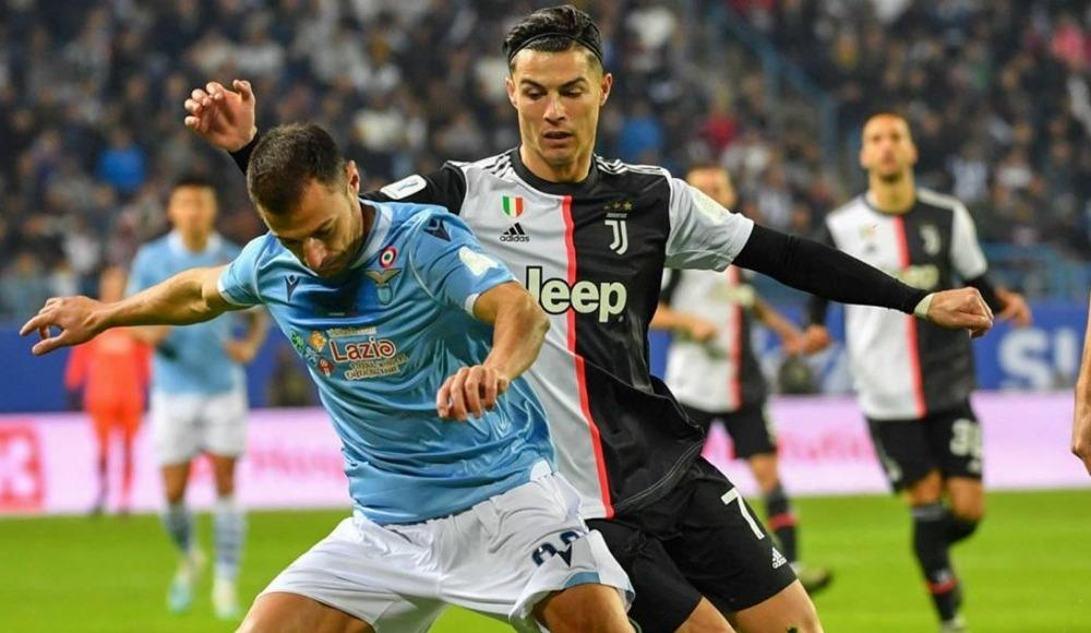 Juventus - Lazio (Canlı Skor)