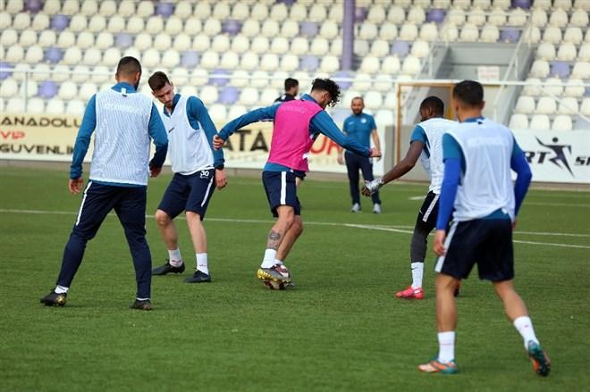 Keçiörengücü'nde, Bursaspor maçı hazırlıkları sürüyor
