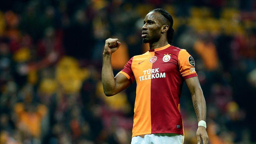 İdolü Didier Drogba