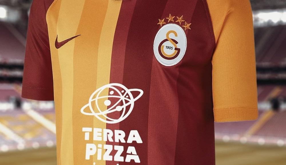 Galatasaray'a sponsor şoku!