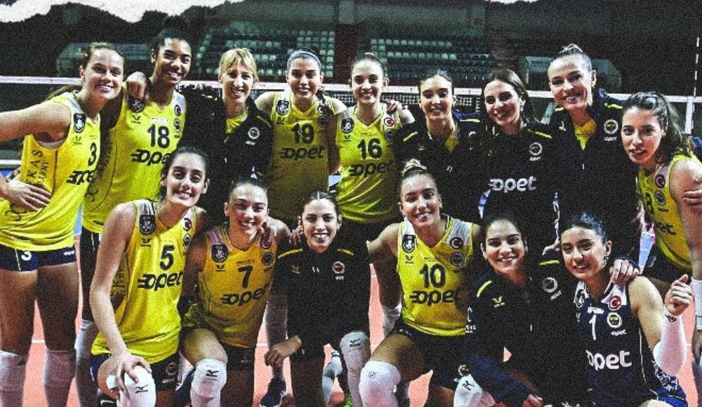 Fenerbahçe Voleybol Kadın takımı 5 oyuncu ile yollarını ayırdı