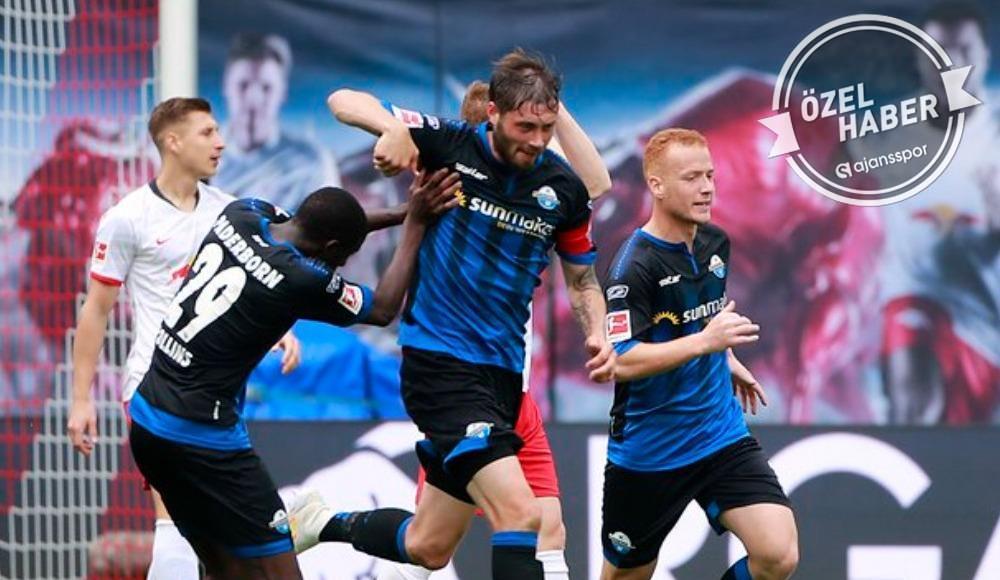 Bundesliga'da 5'te 5 yapan tek takım Paderborn