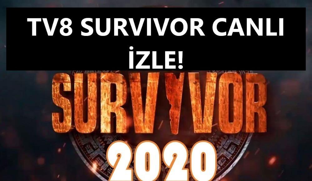 Survivor yeni bölüm canlı izleyin!