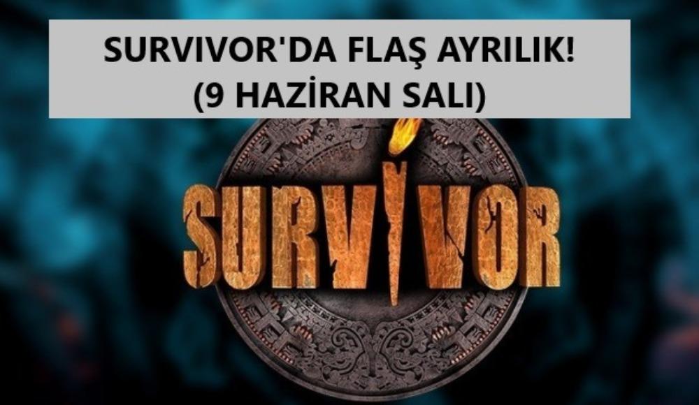 Survivor'da sürpriz isim adaya veda etti!