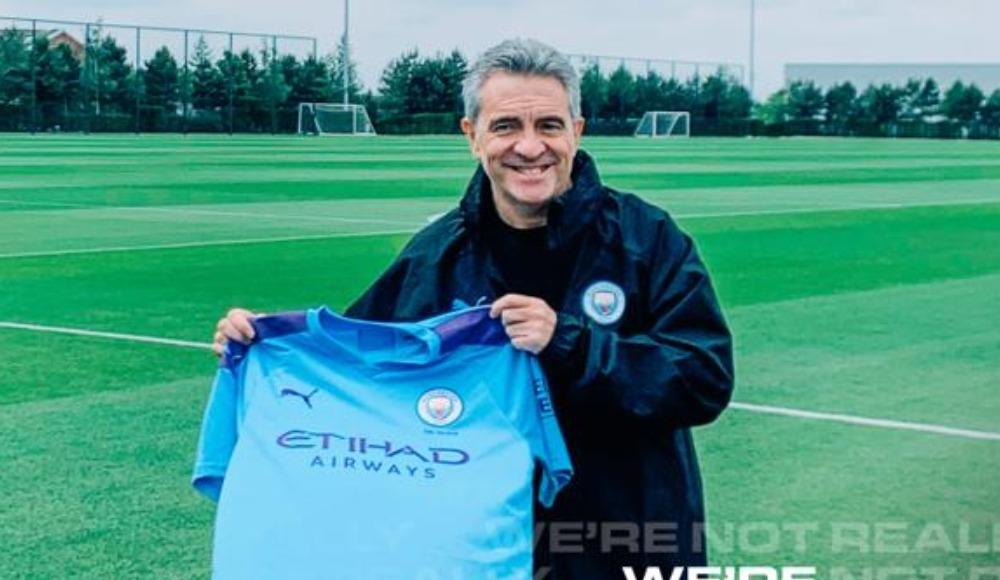 Manchester City'de Guardiola'ya yeni yardımcı