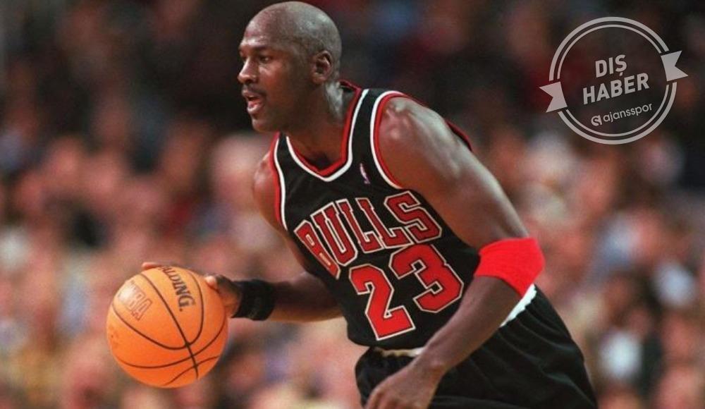 Ne yaptın Michael Jordan!