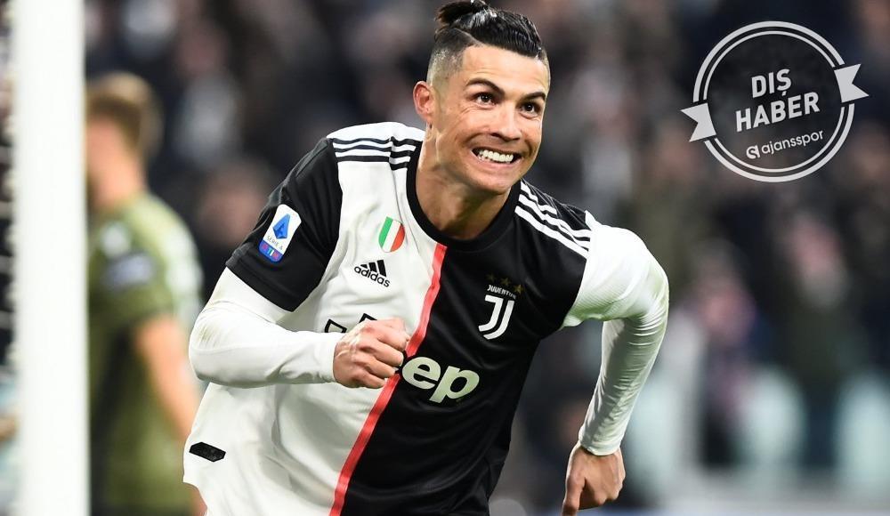 Gündeme bomba gibi düşen iddia! Ronaldo...