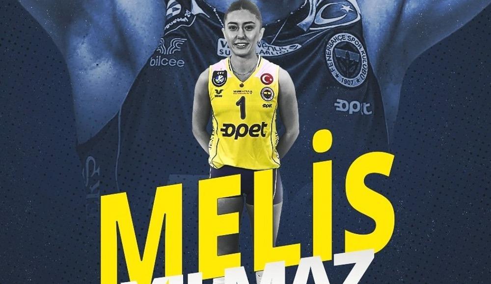 Fenerbahçe Opet'te Melis Yılmaz'ın sözleşmesi uzatıldı