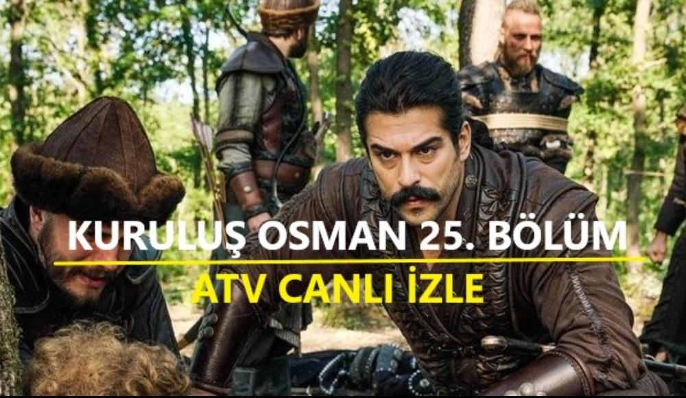 ATV Canlı izle: Kuruluş Osman
