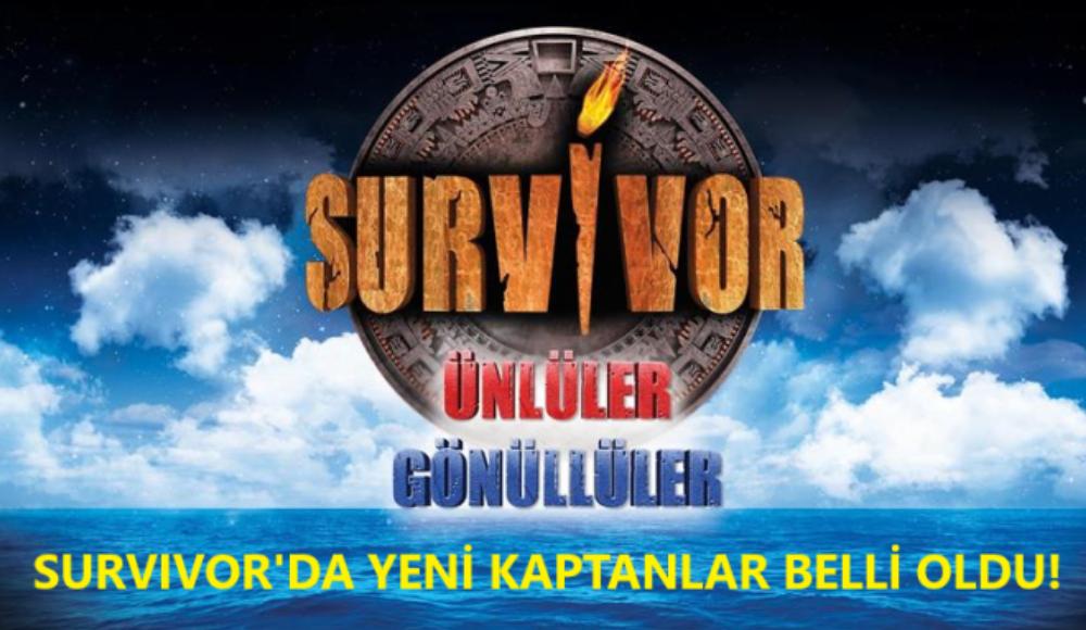 Survivor kaptanlık oyununu kimler kazandı? İşte yeni kaptanlar... (10 Haziran Çarşamba)
