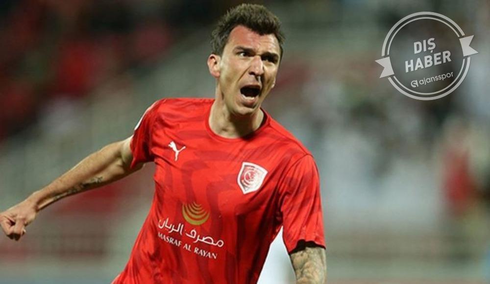 Fenerbahçe'nin listesindeki Mandzukic boşa çıktı