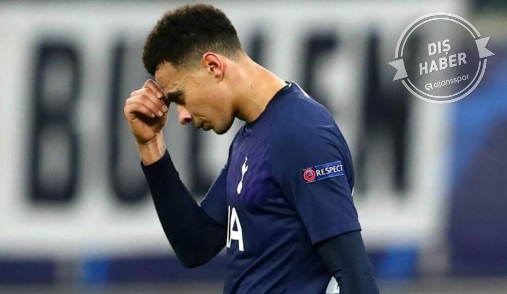 Tottenham'ın yıldızına ırkçılık cezası!