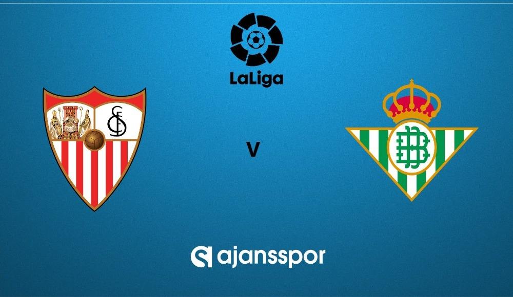Sevilla - Real Betis (Canlı Skor)