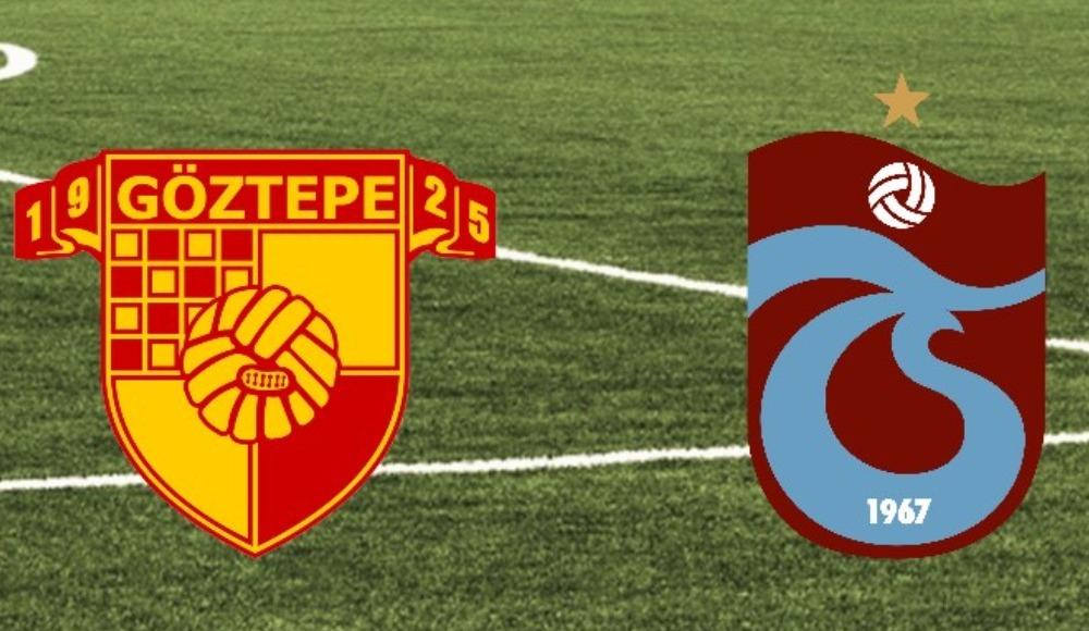 Göztepe - Trabzonspor (Lig TV canlı izle)