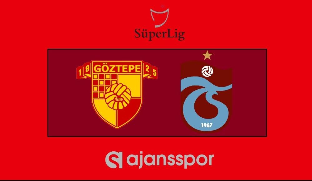 Göztepe Trabzonspor | Maçı canlı izle