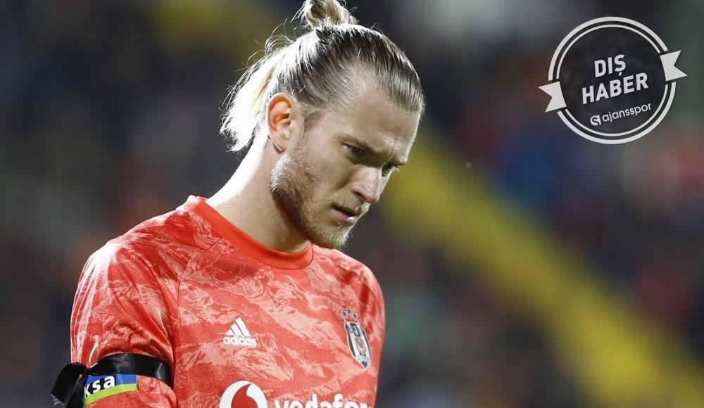 """Loris Karius'tan Beşiktaş sözleri: """"Aramızda güven yoktu"""""""