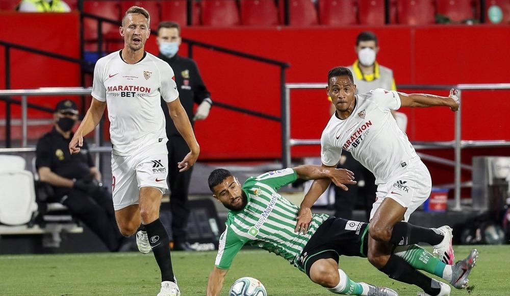 Sevilla futbola galibiyetle döndü