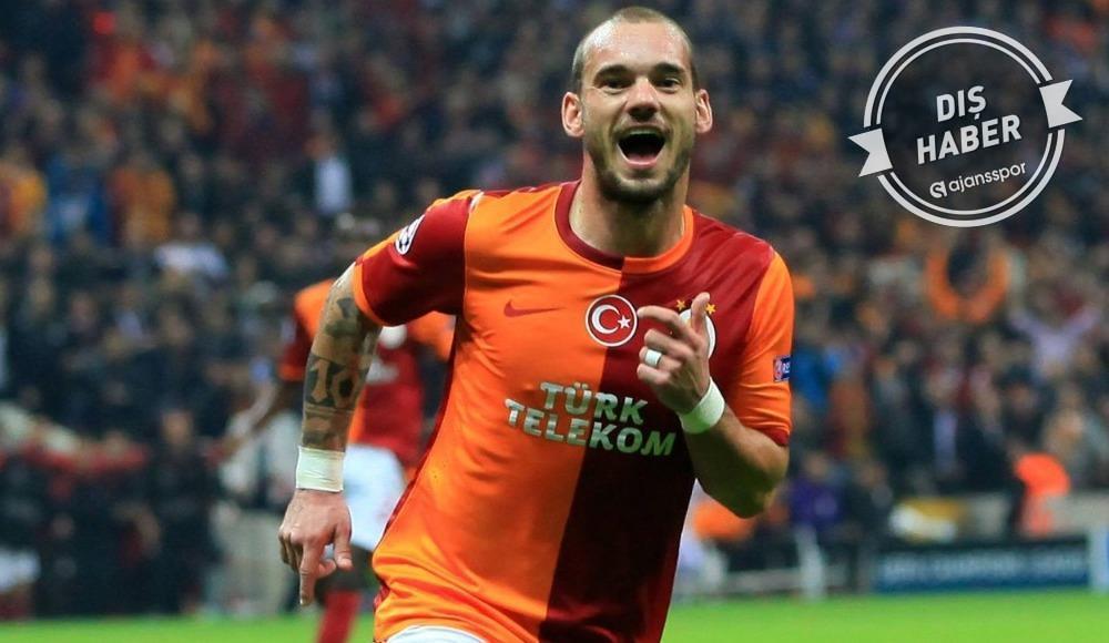 Sneijder'den çok konuşulacak Galatasaray sözleri