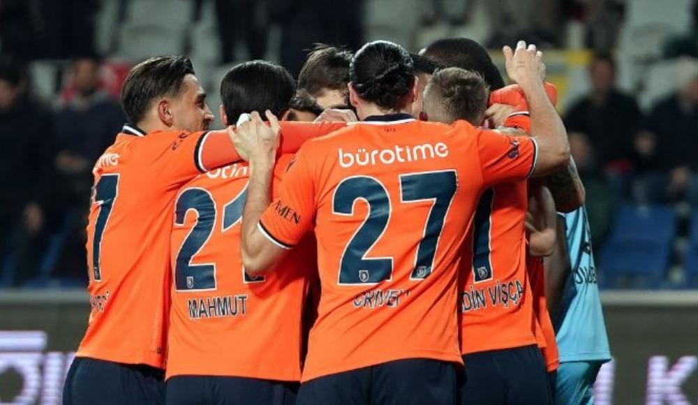 Başakşehir'den Galatasaray maçına taktik plan!