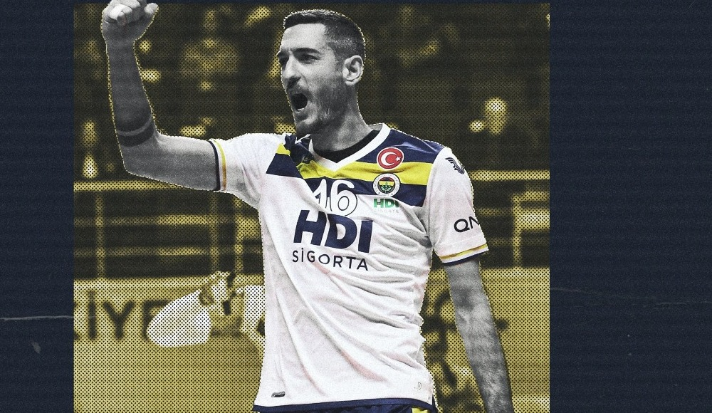 Fenerbahçe HDI Sigorta Erkek Voleybol Takımı'nda 5 oyuncu ile yollar ayrıldı