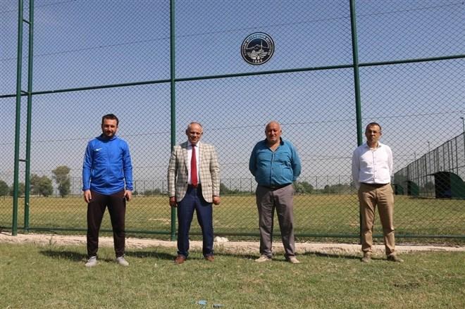 Osman Çakmak'ın ismi stada verilecek