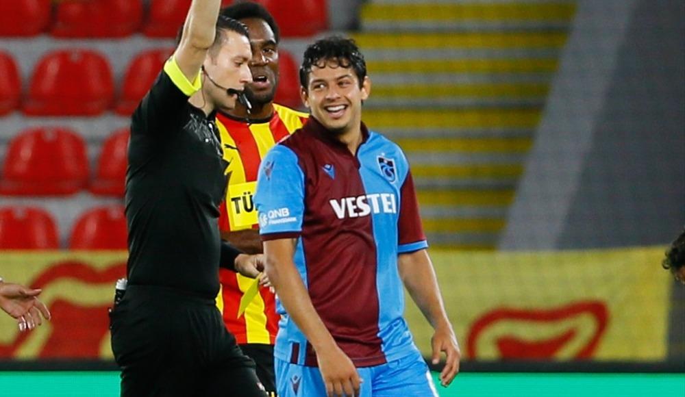 Eşyalarını topladı, Trabzon'dan ayrıldı!