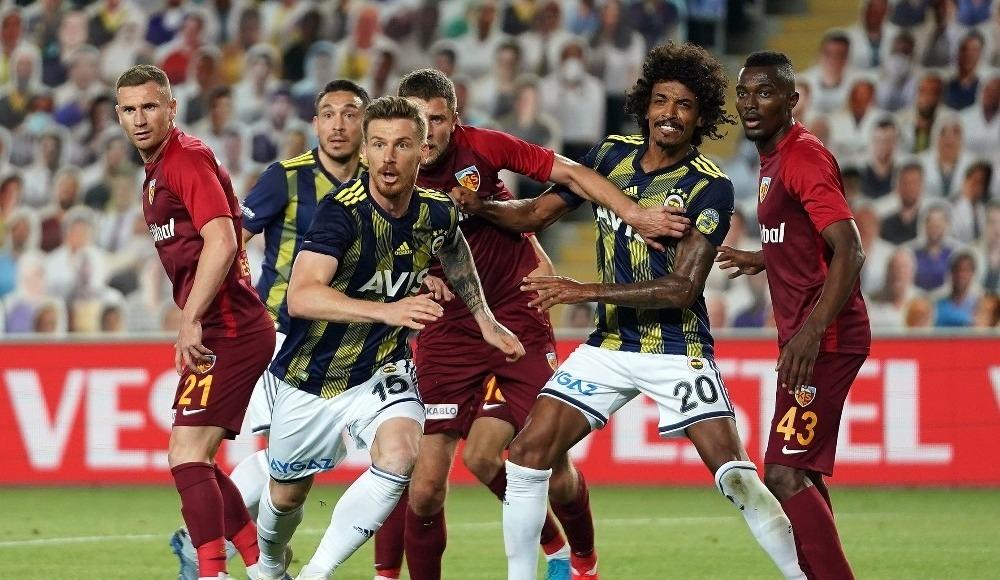 Fenerbahçe 'Yeni Normal'de güldü!