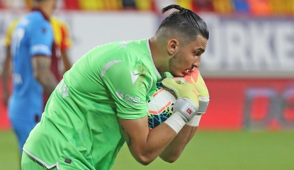 Trabzonspor'a Uğurcan Çakır şoku!
