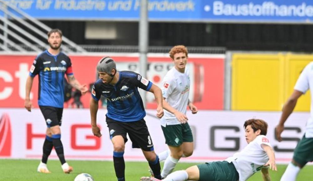 Werder Bremen'den kritik galibiyet!