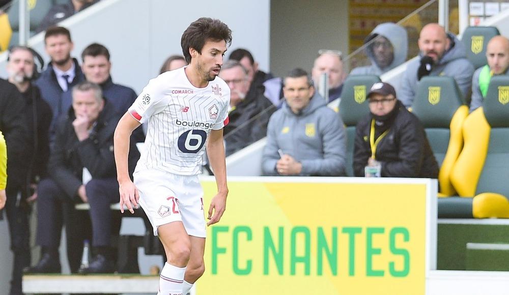 Lille, Nico Gaitan ile yollarını ayırdı