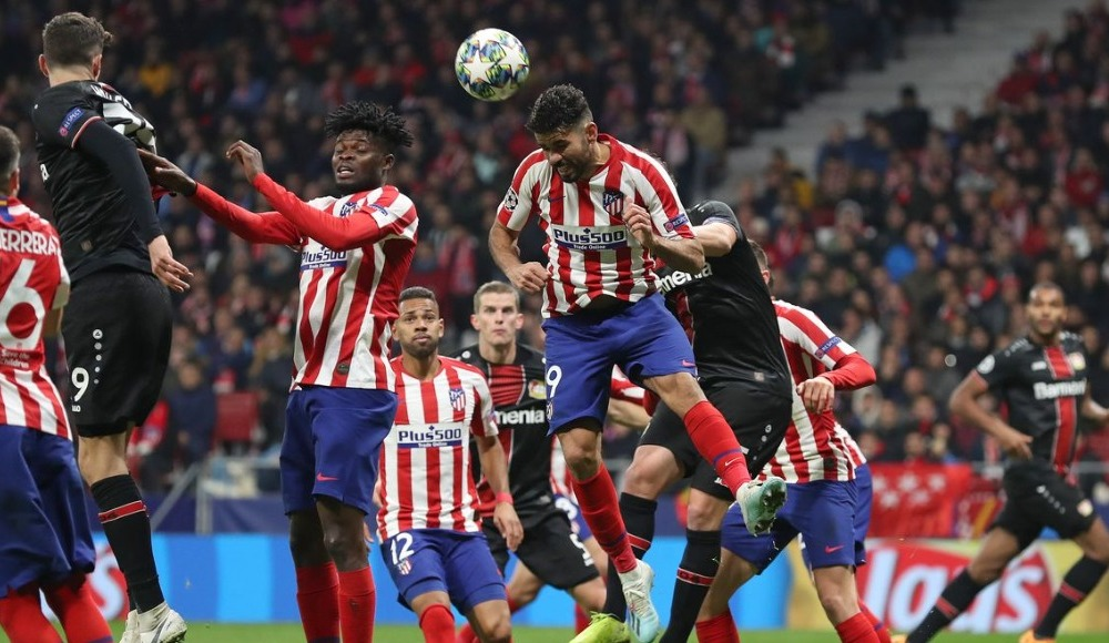 Athletic Bilbao - Atletico Madrid (Canlı Skor)