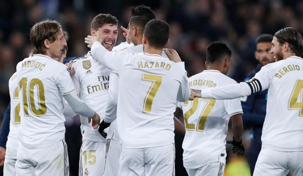 Real Madrid - Eibar (Canlı Skor)