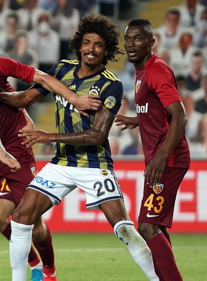 Bernard Mensah, Fenerbahçe'yi seviyor