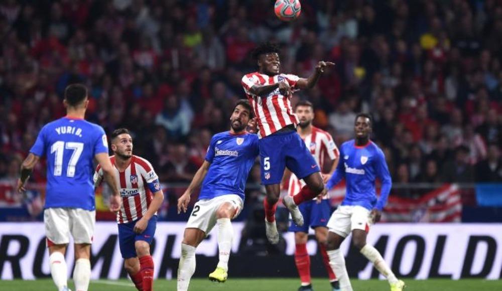 Athletic Bilbao ile Atletico Madrid yenişemedi!