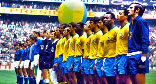 """""""Brezilya'nın zaferi hayal gücü ve doğaçlamanın zaferiydi"""""""